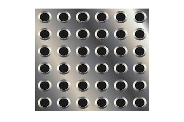 Warning Stainless Steel Tactile Mat (XC-MDB6013) - 翻译中...
